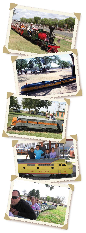 Our Park Trains Toy Train Depot Alamogordo NM